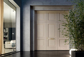 Door Evolution Legno vivo [d]