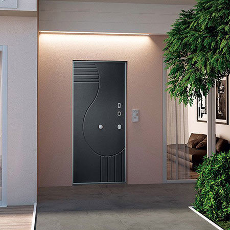 Door Opentech  - DibiDesign