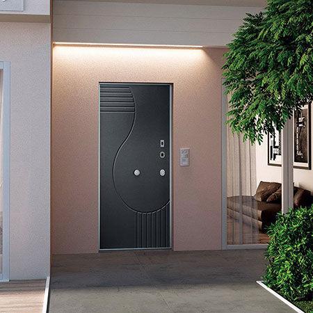 Tür Opentech  - DibiDesign