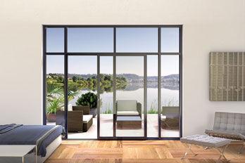 Porta finestra Easy-Slide