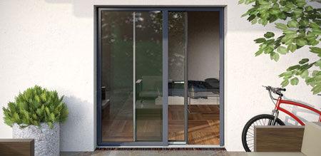 Porta finestra Scorrevole parallela