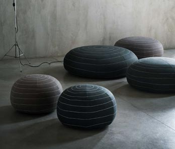 Hocker/Pouf Spin