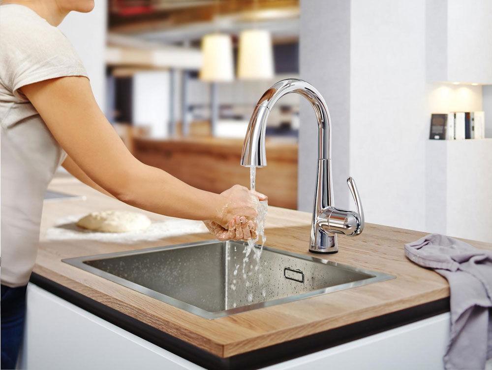 Grohe Armaturen Für Die Küche Küchenarmatur Zedra | Designbest