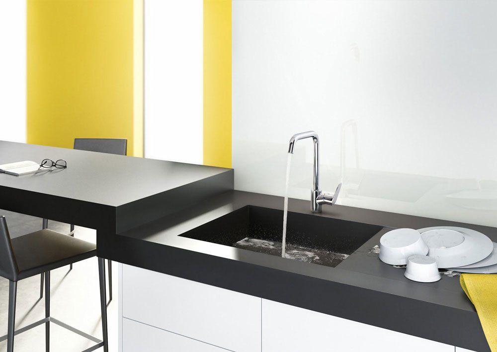 Kitchen Taps: Mixer Tap Focus by Hansgrohe