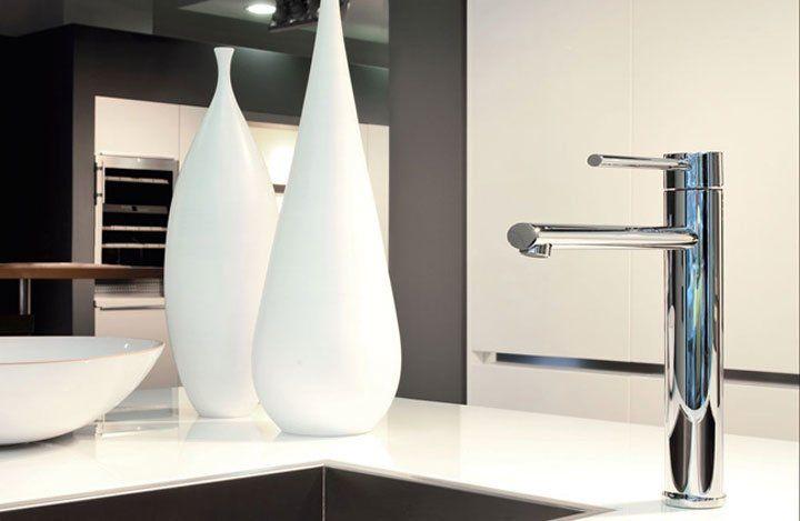 gessi armaturen f r die k che mischbatterie ovale designbest. Black Bedroom Furniture Sets. Home Design Ideas