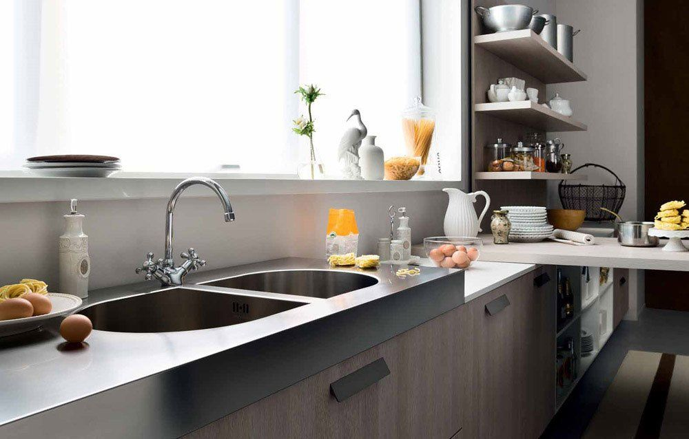 nobili armaturen f r die k che wasserhahn grazia designbest. Black Bedroom Furniture Sets. Home Design Ideas