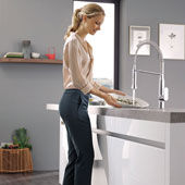 Mixer Tap K7 Foot Control