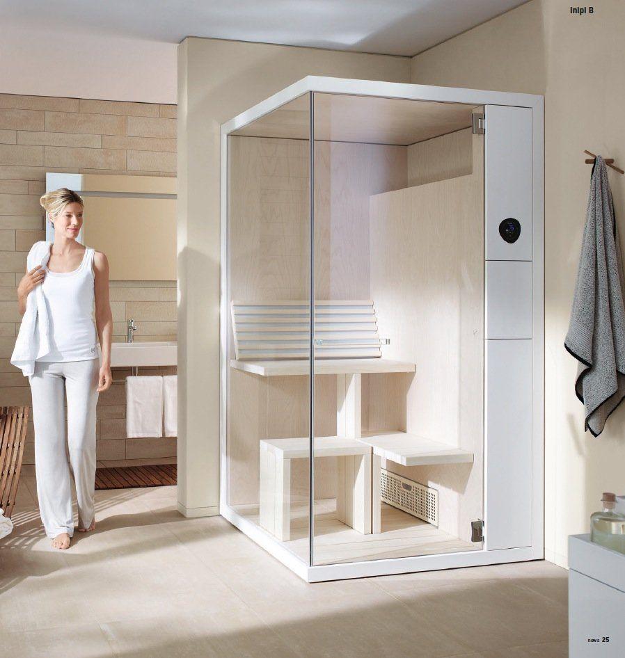 Sauna And Turkish Bath: Sauna Inipi B Super Compact by Duravit