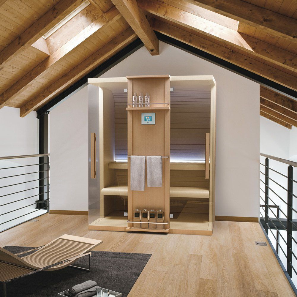 Sauna Cuna Da Hafro