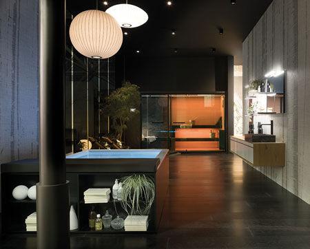 Sauna + bagno turco Ethos G
