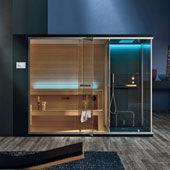 Sauna + bagno turco Ethos C