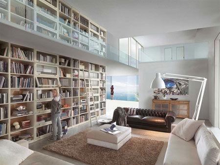 Libreria Taormina CL007
