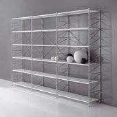 Bookcase Socrate [c]