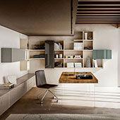 Bookcase Home Office LagoLinea