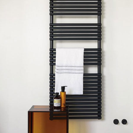Heated towel rack Basics 25