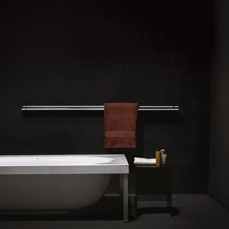 Heated towel rack T.B.T.