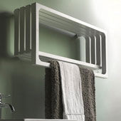 Heated towel rack Montecarlo