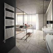 Heated towel rack Thiny