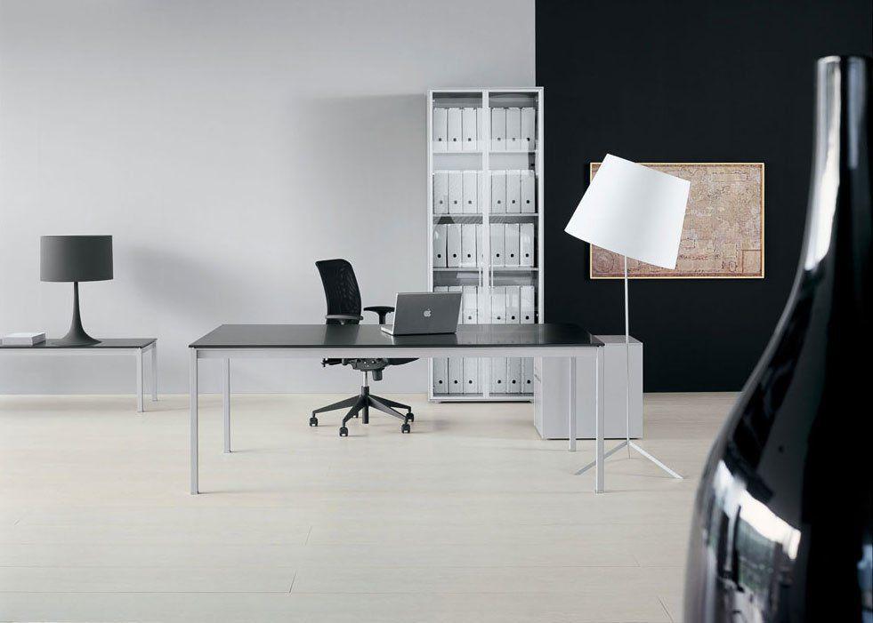 Fantoni Schreibtische Und Arbeitstische Schreibtisch Oak Designbest