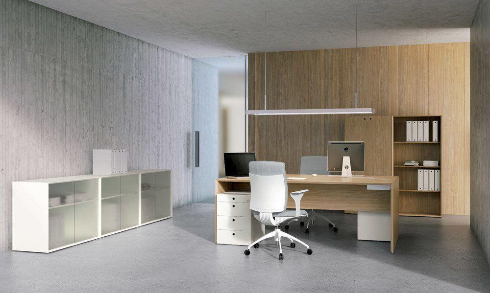 Fantoni Schreibtische Und Arbeitstische Schreibtisch Quaranta5 A