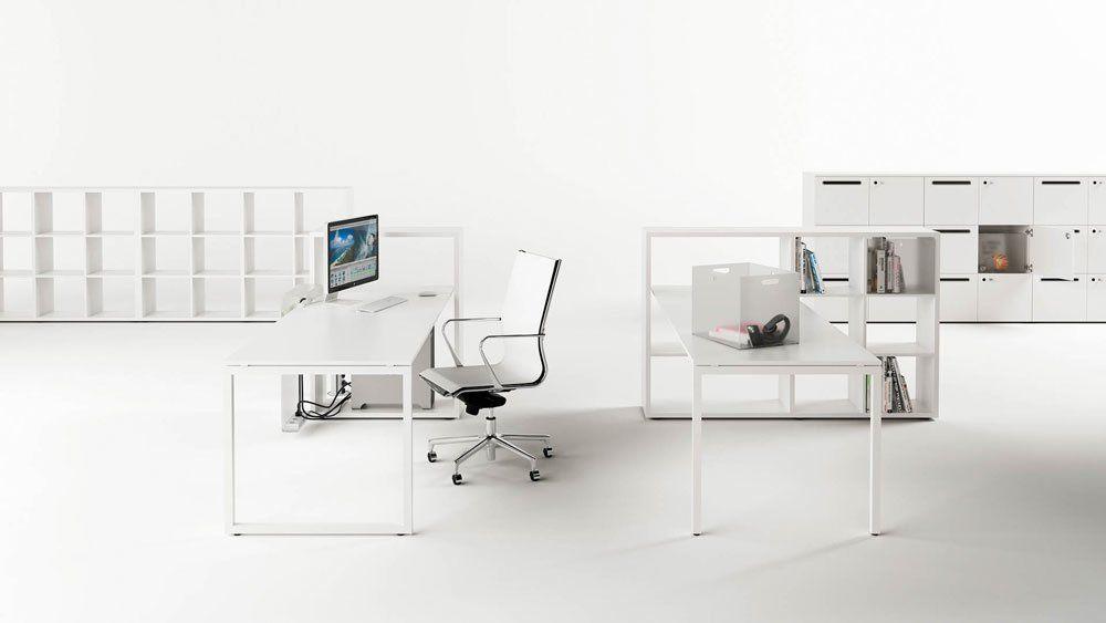 Fantoni Schreibtische Und Arbeitstische Schreibtisch Framework A