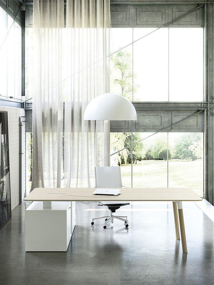 Fantoni Schreibtische Und Arbeitstische Schreibtisch Woods Designbest
