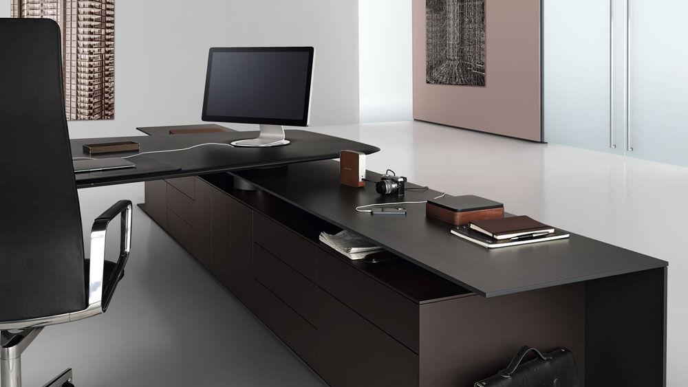 walter knoll schreibtische und arbeitstische schreibtisch keypiece designbest. Black Bedroom Furniture Sets. Home Design Ideas