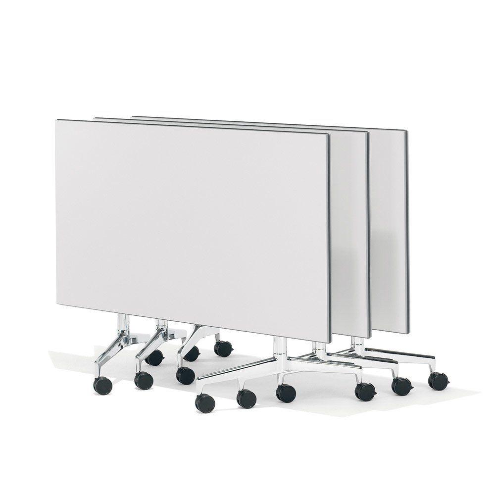 kusch co schreibtische und arbeitstische schreibtisch 9000 roll n meet designbest. Black Bedroom Furniture Sets. Home Design Ideas