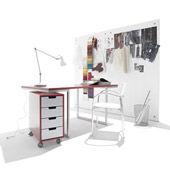 Schreibtisch  Modular