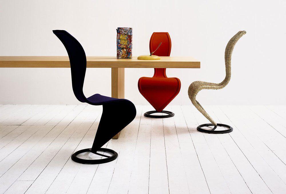 Sedia S-Chair