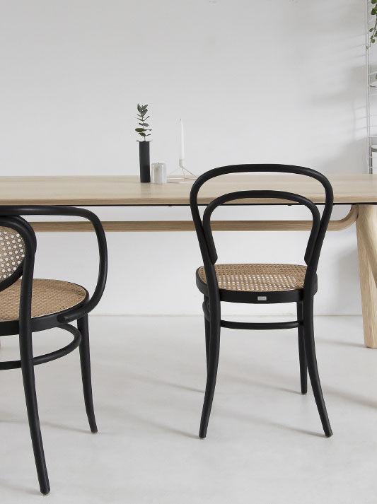 Thonet Stühle Stuhl 214 | Designbest