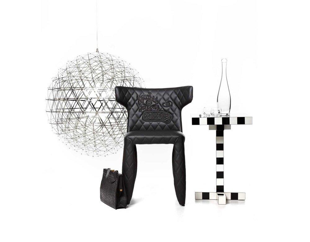 Moooi st hle stuhl monster designbest for Marcel wanders stuhl