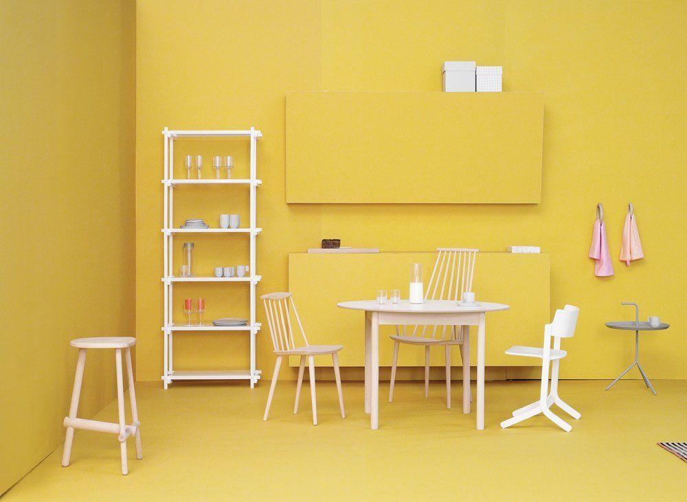 hay st hle stuhl ru designbest. Black Bedroom Furniture Sets. Home Design Ideas