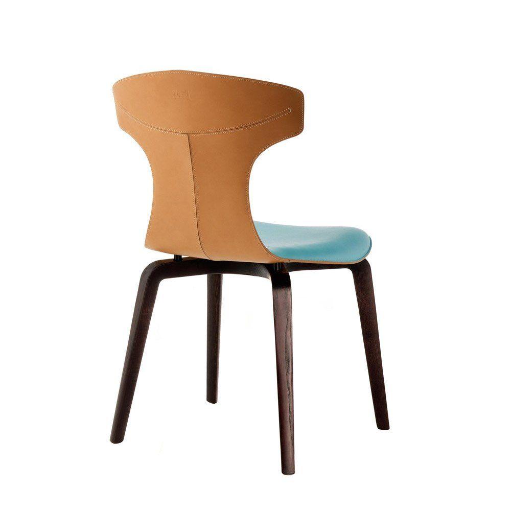 poltrona frau st hle stuhl montera designbest. Black Bedroom Furniture Sets. Home Design Ideas