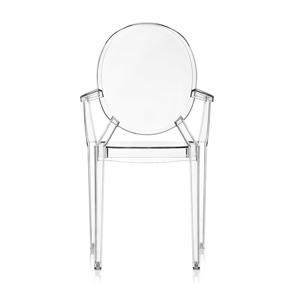 Chairs : Chair Louis Ghost [A] by Kartell