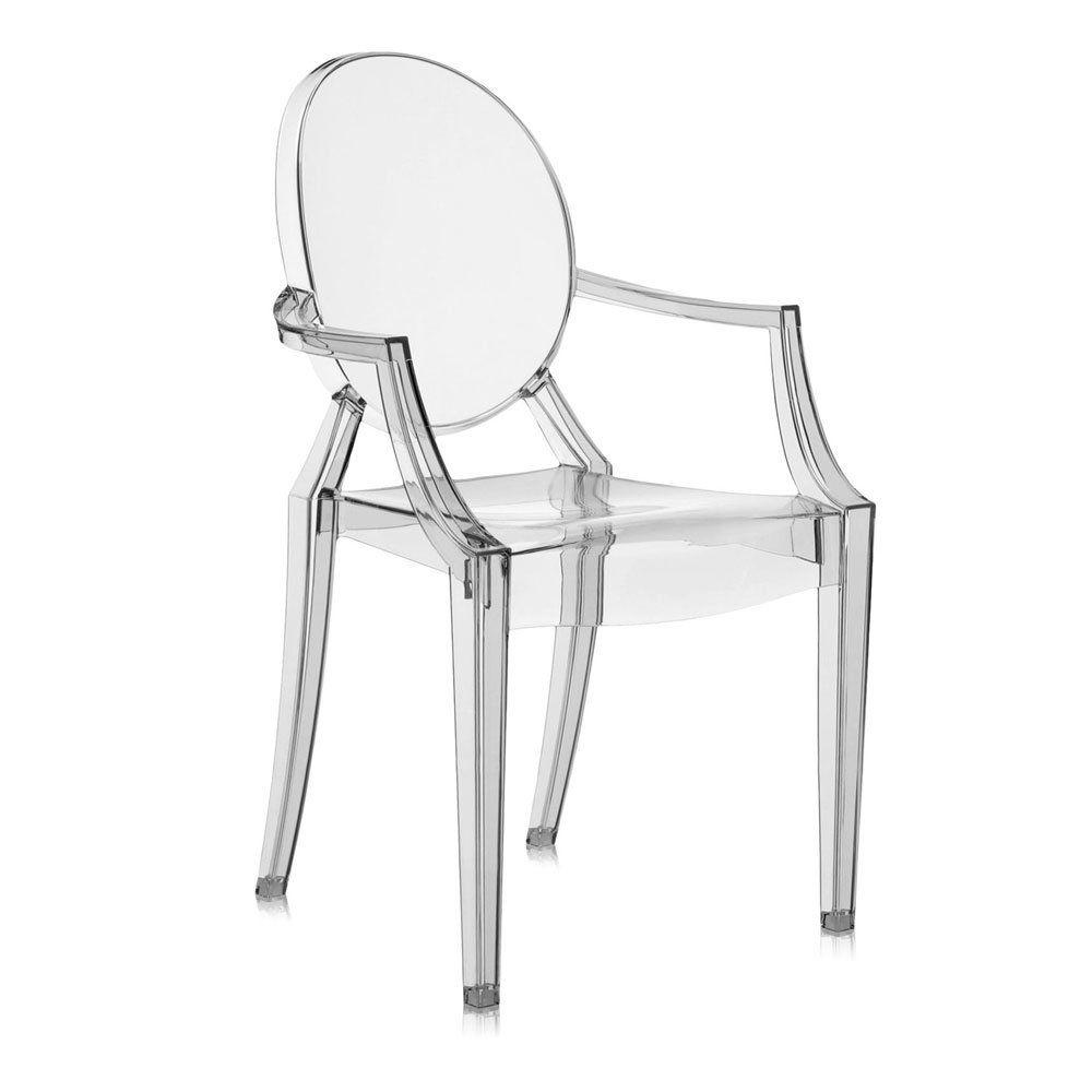 Kartell Stühle Stuhl Louis Ghost [A] | Designbest