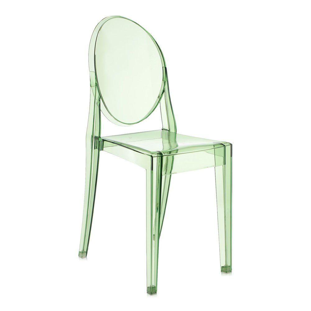 Kartell Stühle Stuhl Victoria Ghost | Designbest