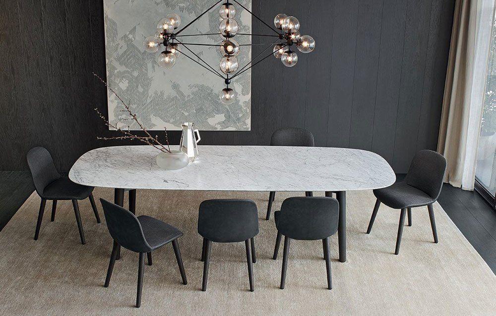 Poliform st hle stuhl mad dining chair designbest for Marcel wanders stuhl