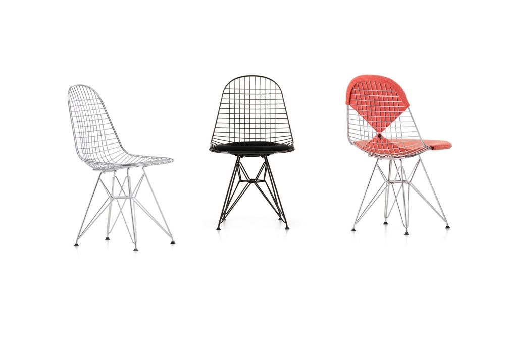 Sedia Wire Chair DKR