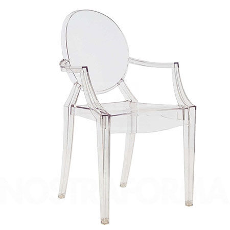 Chair Louis Ghost [a]