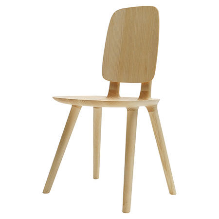 Sedia Tabù Backrest Wood