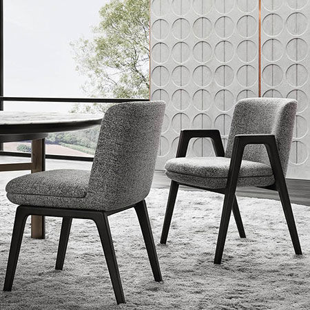 Minotti Tavoli E Sedie catalogo | Designbest