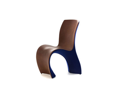 Chair 3Skin Soft by Moroso