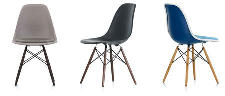 Chair Eames Plastic