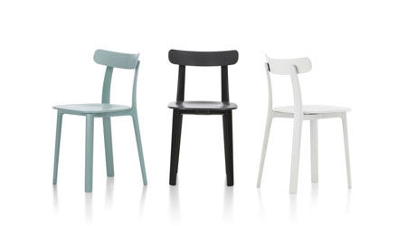 Stuhl All Plastic Chair