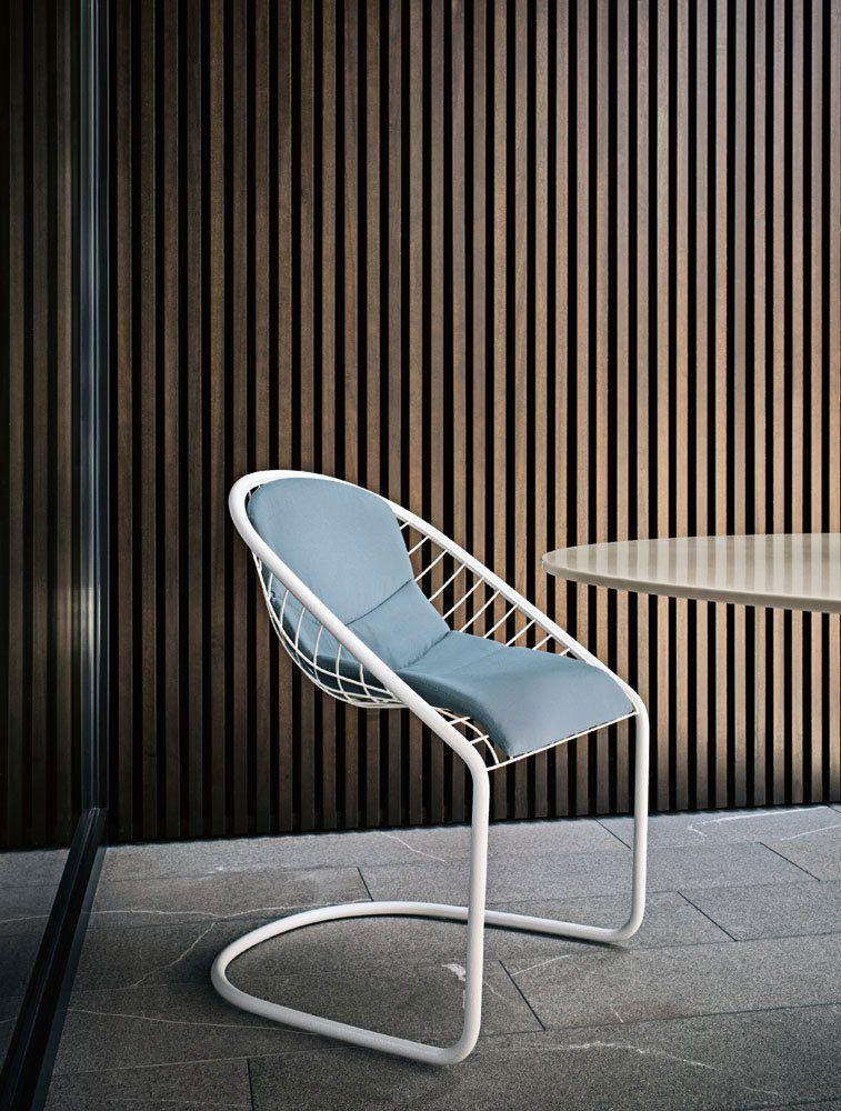 Minotti gartenst hle stuhl cortina designbest for Designbest outlet