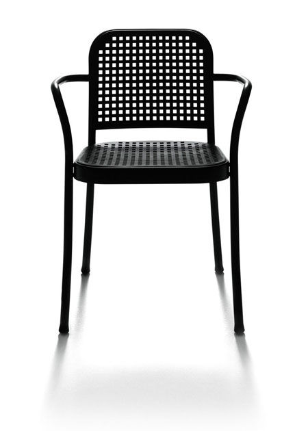 Chair Silver Outdoor