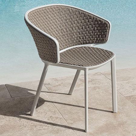 Kleiner Sessel Pluvia