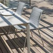 Chair Zebra Knit