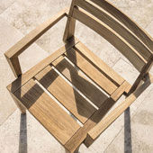 Petit fauteuil Ribot